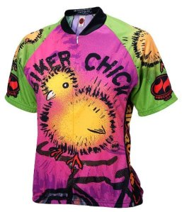 Cutest women's cycling jersey ever!